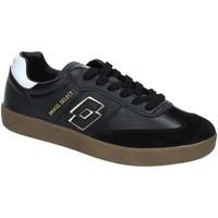 Schoenen Heren Lage sneakers Lotto T7364 Zwart