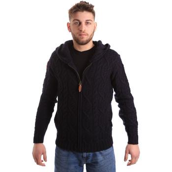 Textiel Heren Vesten / Cardigans U.S Polo Assn. 50548 52257 Blauw