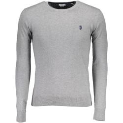 Textiel Heren Truien U.S Polo Assn. 50520 48847 Grijs