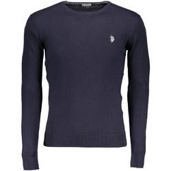 Textiel Heren Truien U.S Polo Assn. 50520 48847 Blauw