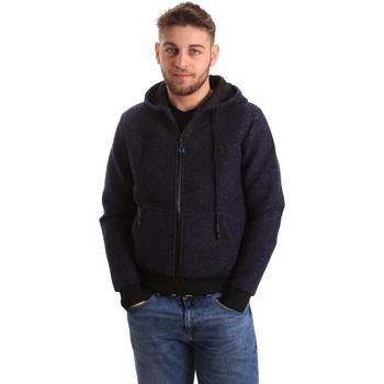 Textiel Heren Wind jackets U.S Polo Assn. 50589 52255 Blauw