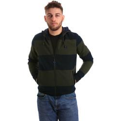 Textiel Heren Trainings jassen U.S Polo Assn. 50448 49151 Blauw