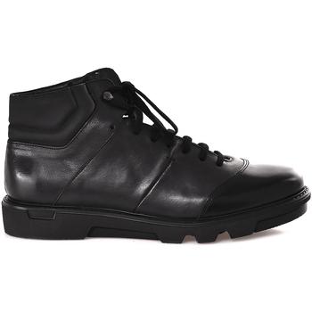 Schoenen Heren Hoge sneakers Soldini 20645 3 Zwart