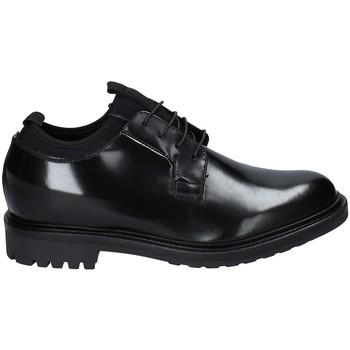 Schoenen Heren Derby Rogers 122C Zwart