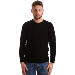 Textiel Heren Truien Bradano 161 Zwart