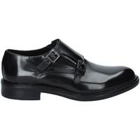 Schoenen Heren Derby Rogers 1234 Zwart