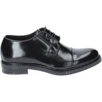Schoenen Heren Derby Rogers 2040 Zwart
