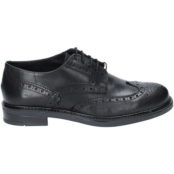 Schoenen Heren Derby Rogers 3040 Zwart