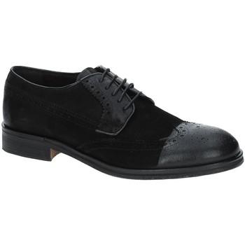 Schoenen Heren Derby Exton 5356 Zwart