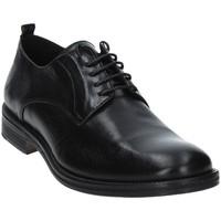 Schoenen Heren Derby Exton 9553 Zwart