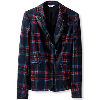 Textiel Dames Jasjes / Blazers Liu Jo F68005J5579 Bleu