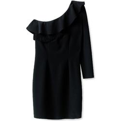 Textiel Dames Korte jurken Liu Jo F68120J9998 Noir
