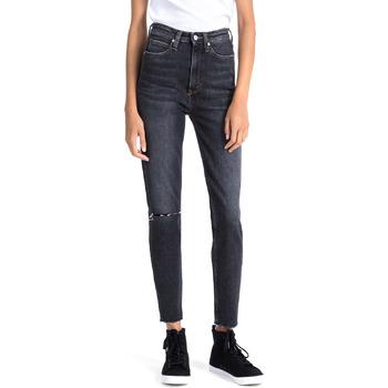 Textiel Dames Boyfriend jeans Calvin Klein Jeans J20J207652 Blauw