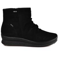 Schoenen Dames Enkellaarzen IgI&CO 2166911 Zwart