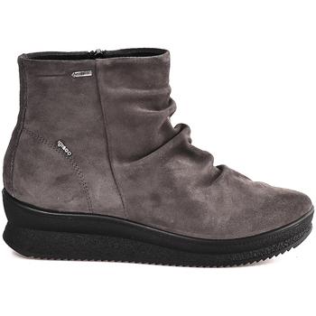 Schoenen Dames Enkellaarzen IgI&CO 2166922 Grijs