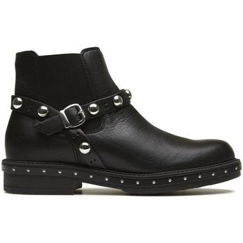 Schoenen Dames Enkellaarzen IgI&CO 2184700 Zwart