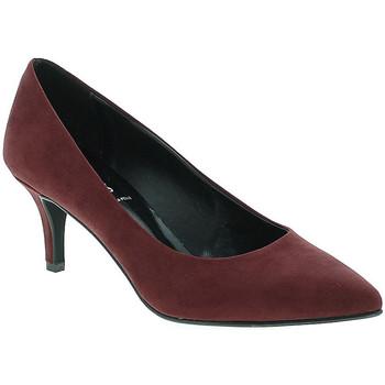 Schoenen Dames pumps Grace Shoes 2152 Rood