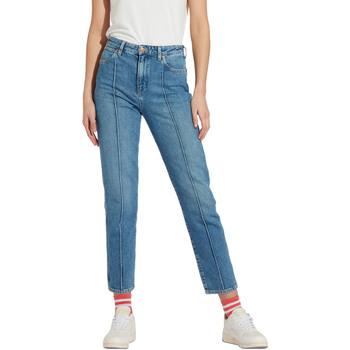 Textiel Dames Skinny jeans Wrangler W239RI Blauw
