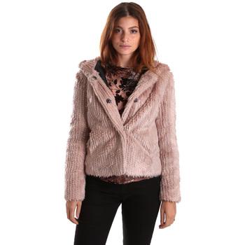 Textiel Dames Wind jackets Gaudi 821FD39003 Roze