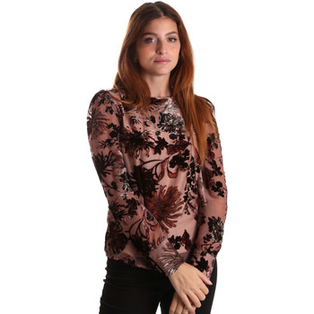 Textiel Dames Tops / Blousjes Gaudi 821FD45007 Roze