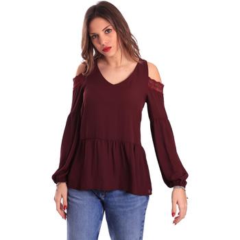 Textiel Dames Tops / Blousjes Gaudi 821FD45030 Paars