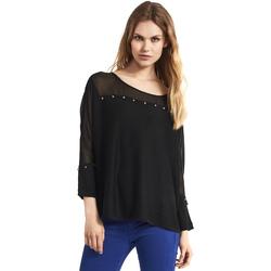 Textiel Dames Truien Gaudi 821FD53027 Zwart
