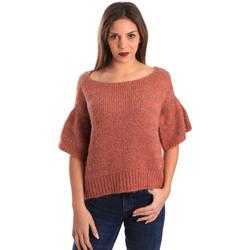 Textiel Dames Truien Gaudi 821FD53043 Rood