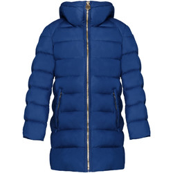 Textiel Dames Dons gevoerde jassen Invicta 4432281/D Blauw