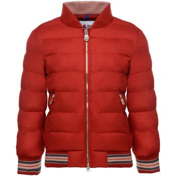 Textiel Dames Dons gevoerde jassen Invicta 4431464/D Rood