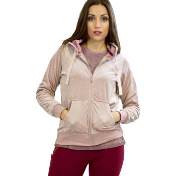 Textiel Dames Sweaters / Sweatshirts Key Up 5CS57 0001 Roze