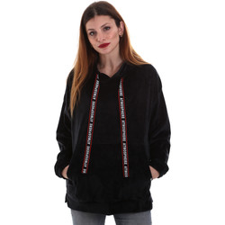 Textiel Dames Sweaters / Sweatshirts Key Up 5CS91 0001 Zwart
