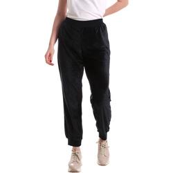 Textiel Dames Losse broeken / Harembroeken Key Up 5CS55 0001 Blauw