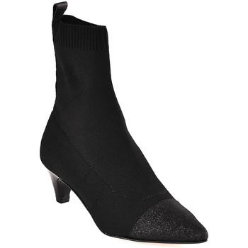 Schoenen Dames Enkellaarzen Carmens Padova A42395 Zwart