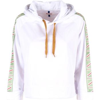 Textiel Dames Sweaters / Sweatshirts Invicta 4454184DP Wit