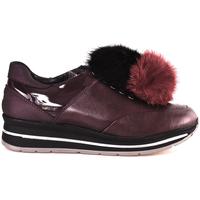 Schoenen Dames Lage sneakers Grunland SC3944 Rood