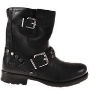 Schoenen Dames Enkellaarzen Lumberjack SW53001 002 Q12 Zwart