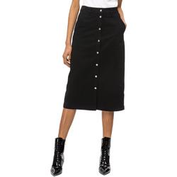 Textiel Dames Rokken Calvin Klein Jeans J20J208502 Zwart