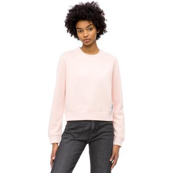 Textiel Dames Sweaters / Sweatshirts Calvin Klein Jeans J20J208562 Roze