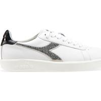 Schoenen Dames Lage sneakers Diadora 201.173.888 Blanc