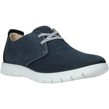 Schoenen Heren Lage sneakers IgI&CO 5115400 Blauw