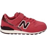 Schoenen Kinderen Lage sneakers New Balance NBKV996F2Y Rouge