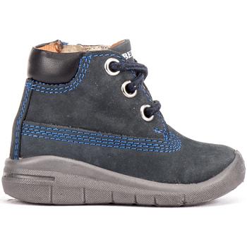 Schoenen Kinderen Laarzen Lumberjack KB48301 001 D01 Bleu