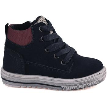 Schoenen Kinderen Hoge sneakers Grunland PP0352 Blauw