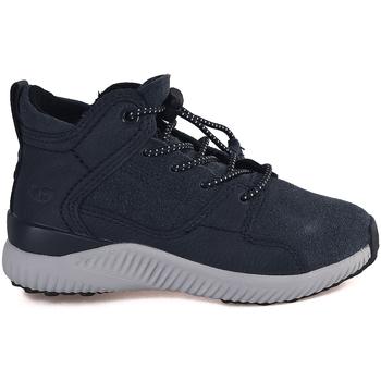 Schoenen Kinderen Hoge sneakers Grunland PO1085 Blauw