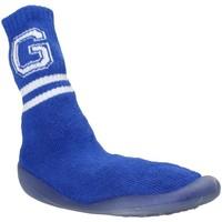 Schoenen Kinderen Sloffen Grunland PA1036 Blauw