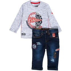 Textiel Jongens Setjes Losan 827-8013AC Blauw