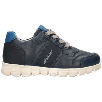 Schoenen Kinderen Lage sneakers Nero Giardini A833300M Bleu