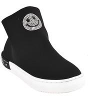Schoenen Kinderen Hoge sneakers Holalà HS0015T0002J Zwart