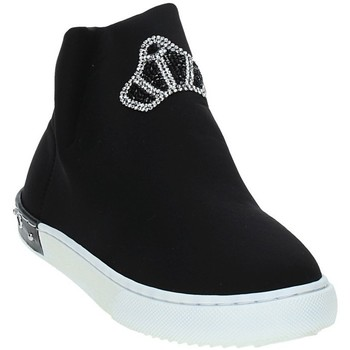 Schoenen Kinderen Hoge sneakers Holalà HS0017T0002J Zwart