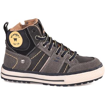 Schoenen Kinderen Hoge sneakers Wrangler WJ18213 Zwart